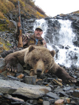 Alaska Brown Bear Hunting, Brown Bear Hunts Alaska Professional Outfitter