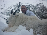 Alaska Mountain Goat Hunts, Mountain Goat hunting Alaska.