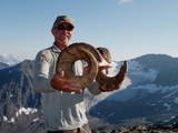 Dall Sheep Hunts in Alaska, Big Game Trophy Alaskan Dall Sheep Hunting.