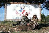 Father/Daughter Trophy Hunt