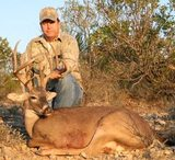 Texas Whitetail Trophy Hunt