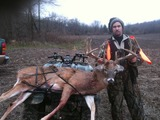 Trophy Deer Hunting Iowa.