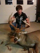Iowa Trophy Deer Hunting Zone Six.