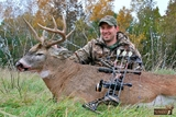 Trophy Deer Bow Hunting Buffalo Couynty Wisconsin.