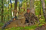 Trophy Whitetail Deer Hunting Buffalo County Wisconsin.