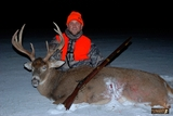 Whitetail Deer Hunting Buffalo County Wisconsin Muzzleloader Deer Hunting.