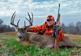 Rifle Hunts Buffalo County Whitetail Hunting.