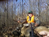 Ohio Trophy Deer Hunter from Vermont