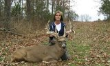 Missouri Trophy Deer Hunting.