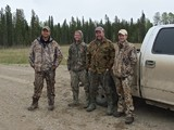 Bear Hunters In Alberta