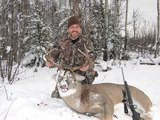 Rifle Deer Hunts Canada
