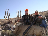 Big Mule Deer Hunts Wyoming Savery Creek Outfitters.