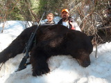 Trophy Bear Hunts Wyoming
