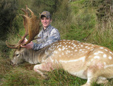 Fallow Deer Hunting New Zealand