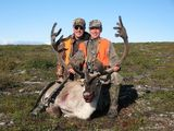 Caribou Hunting Jack Hume Adventures