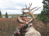 Trophy Caribou Hunts Quebec Canada