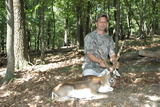 Trophy Black Buck