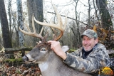 Ohio River Outfitters, 16pt. Archery Kill