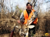 Ohio River Outfitters, Big 8pt Shotgun Kill