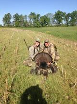 Turkey Hunting Southern Illinois.
