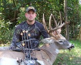 Bow Hunting Southern Illinois For Whitetail Deer.