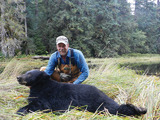 Black Bear Hunting in Alaska.