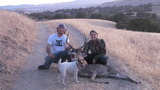Deer hunting in california