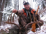 Wide Montana Outfitted Whitetail