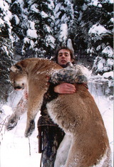 Martins Record Book Mountain Lion