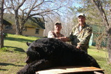 Manitoba Black Bear Trophy