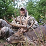 Trophy Deer Hunts in Micigan.