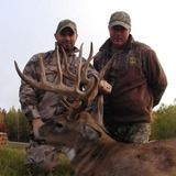 "World Class Whitetails, 212"" trophy"