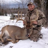 "World Class Whitetails, Jeff Emerson 160"" 12pt"