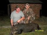 Hog Hunting South Carolina Low Country