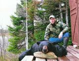 Black Bear Hunting Canada.