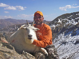 Colorado Mountain Goat Hunting.