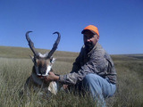 Antelope Hunting in Colorado.