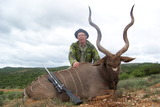 Kudu Hunting in South Africa.