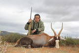 Blesbuck Hunting in South Africa.