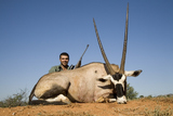 Trophy Oryx Hunting South Africa