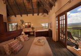 Accomodations at Thorndale Safaris Hunting Lodge.