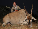 Hunting in South Africa.