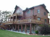 First Class Deer Hunting Lodge in Wisconsin