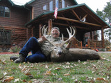 Whitetail Deer Hunting Outfitters in Wisconsin.