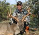 Deer Hunting in Texas Hill Country