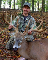 Liberty Hollow Whitetail Hunts, 196 inch Buck