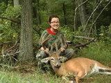 Liberty Hollow Whitetail Hunts, Velvet Hunt
