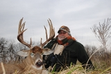 Dads Kansas Whitetail Deer.
