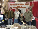 Petersburg Outfitters at Hunting Trade Show.