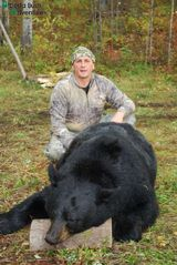 Alberta Bush Adventures, Alberta Bear Hunting Outfitters.